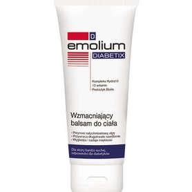 Emolium Diabetix, wzmacniający balsam do ciała
