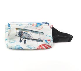 Saszetka na pompę insulinową Samolot