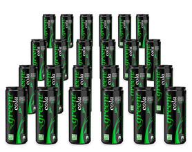 Zgrzewka 24 szt. Green cola