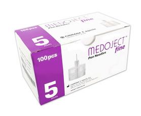 MEDOJECT FINE igły do penów 32gx5mm 0,23 100 sztuk