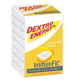 DEXTRO Energy glukoza ImmunFit