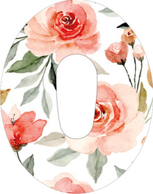 Dexcom G6 plastry ochronne Róże 2