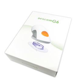 Dexcom G6 sensor CGM do monitorowania glikemii BOX 3 szt.