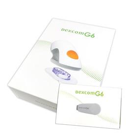 Dexcom G6 zestaw startowy nadajnik + 3 sensory BOX