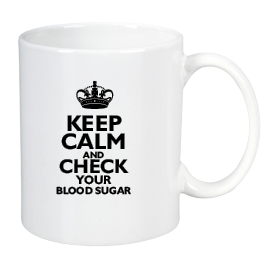 Kubek - Keep calm...