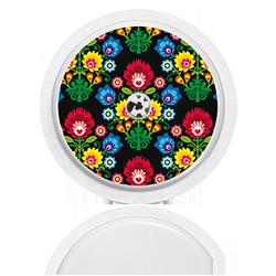 Naklejka - Kwiaty 2