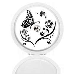 Naklejka - Kwiaty 4