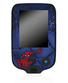 Naklejka na odbiornik - Spider