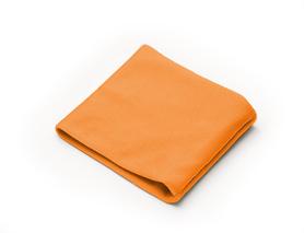 Opaska na sensor  szyta na wymiar z kieszonką - pomarańcz