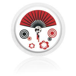 Naklejka - Japonia