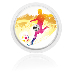 Naklejka - Sport 4