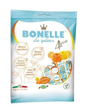Bonelle żelko-cukierki o smaku cytryny i mandarynki  (1)