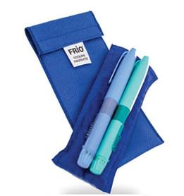 Frio Duo etui chłodzące na insulinę Niebieskie