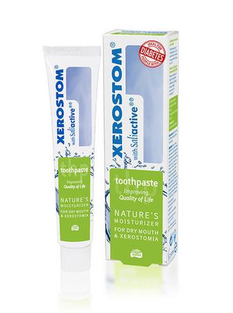 Pasta do zębów ze specjalną formułą dla diabetyków