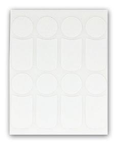 MiaoMiao 2 zestaw dodatkowych taśm klejących 8 szt.