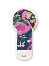 MiaoMiao 2 naklejka Flamingi 2