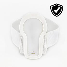 MiaoMiao 2 dodatkowa opaska ochronna PROTECTOR biała