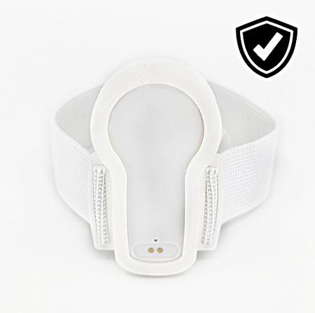 MiaoMiao 2 dodatkowa opaska ochronna PROTECTOR biała (1)