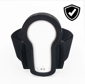 MiaoMiao 2 dodatkowa opaska ochronna PROTECTOR czarna