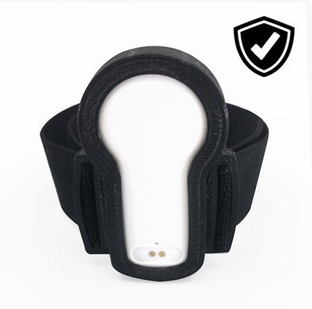 MiaoMiao 2 dodatkowa opaska ochronna PROTECTOR czarna (1)