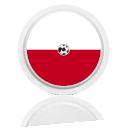 Naklejka - Polska