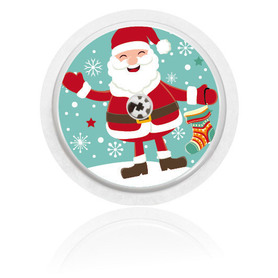Święta 3 - naklejka na sensor