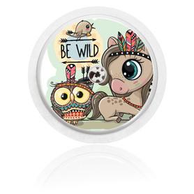 Be Wild naklejka na sensor Freestyle Libre