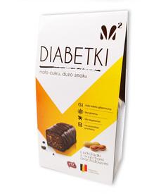 Cukierki czekoladowe z niskim indeksem gliekmicznym