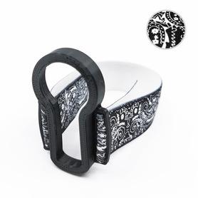 MiaoMiao 2 dodatkowa opaska ochronna PROTECTOR czarna ornamenty