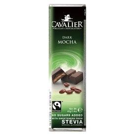 Baton Cavalier deserowa czekolada z nadzieniem kawowym