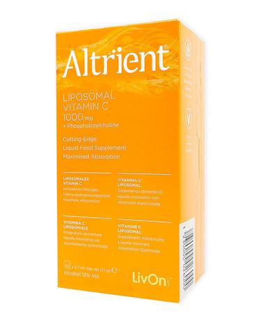 Altrient C Vitallabs witamina C 1000 mg liposomalna, opakowanie 30 saszetek. Szybka dostawa, powyżej 5 szt. darmowy transport.