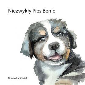 Niezwykły Pies Benio - książka terapeutyczna