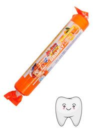 Multifan dropsy pomarańczowe bez cukru 10 witamin